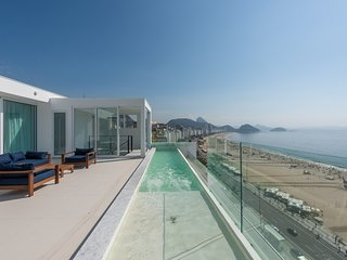Luxury 3 Bedroom Penthouse Copacabana - W02.681