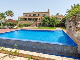 Luxury Villa Son Gual Golf Mallorca