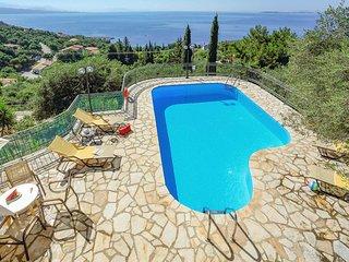 2 bedroom Villa in Nisaki, Ionian Islands, Greece - 5706544