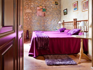 Self catering El Pedrueco for 6 people