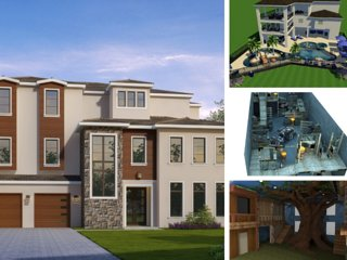 W338- 10 Br Luxury Mansion Coming Soon!