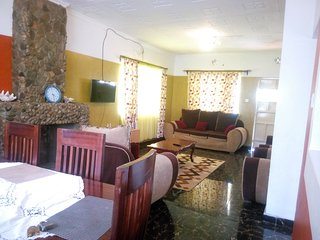 Luxurious 3-bed bungalow in a serene environment
