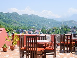 Deluxe Triple Bed Room #3, holiday rental in Pokhara