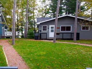 Ipswich Cabin at Coachlite Resort on Lake Minocqua