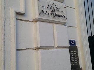 Appartement Clos des Minimes