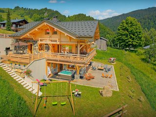 Enjoy winter and summer sports at this modern Alpine chalet - OVO Network