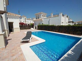 Villa Clare - A Murcia Holiday Rentals Property
