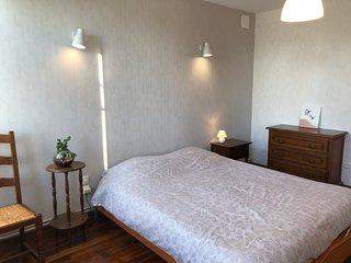 Chez Louise : appartement spacieux et lumineux proche Metz-Nancy