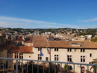 Ravissant 2 pièces vue panoramique sur Cassis