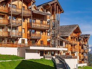 Joli Appartement aux Orres | À deux pas du télésiège et l'école de ski