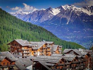 A deux pas de l'école de ski | Appartement confortable aux Orres