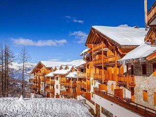Joli Appartement aux Orres | A deux pas du telesiege et l'ecole de ski