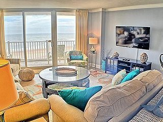 3207 St Regis Resort - 3BR Oceanfront Condo in North Topsail Beach with Tennis C