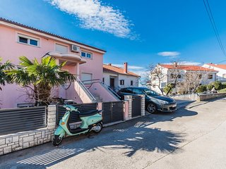Three bedroom apartment Crikvenica (A-16451-a)