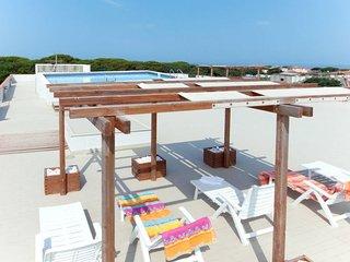 San Vincenzo Apartment Sleeps 6 with Pool and Air Con - 5768712