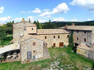 Morrano Vecchio Apartment Sleeps 6 with Pool and Free WiFi - 5768615