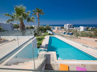 The Ultimate 5 Star Holiday Villa in Protaras with Private Pool and Close to
