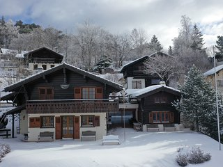 ★ Mi Sueno – Beautiful chalet in the ♥ of Valais