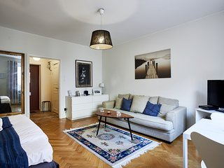 O2 Studio apartment downtown Stockholm