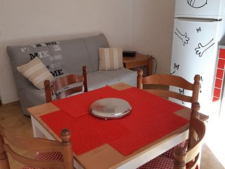 Nice apartment in Greolieres