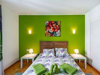 THE GREEN HOUSE (VISTAS JARDIN Y MAR)