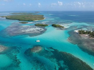 The best catamaran to explore San Blas Islands, L'ECLECTIK 2  is ready for you.