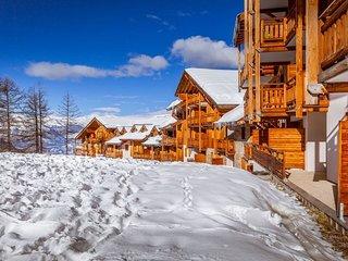 Appartement spacieux et lumineux aux Orres | Pres de l'ecole de ski!