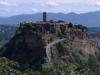 Le Calanque La Terrazza su Civita