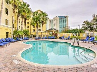 NEW! Orlando Resort Condo w/Pool, 2Mi to Universal