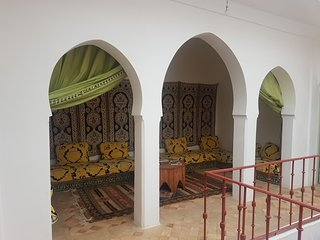 Riad bleu ocean bed and breakfast ancienne medina assilah