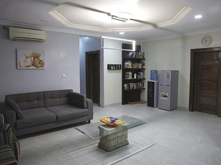 Private Ensuite Room in a Serviced Apartment