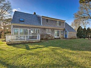 NEW! Spacious Family Home w/Yard Near Cape Cod Bay