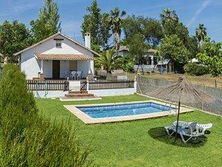 Casa de campo con piscina a 10 minutos de Córdoba