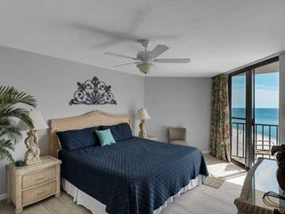 Spacious Unit with Great Views in a Quiet Area! Voted Best Beach Resort! Summerh