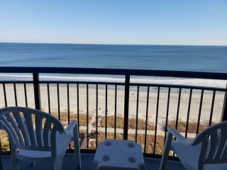 Oceanfront One Bedroom Condo with Two Full Baths at Boardwalk Resort~Unit 1030