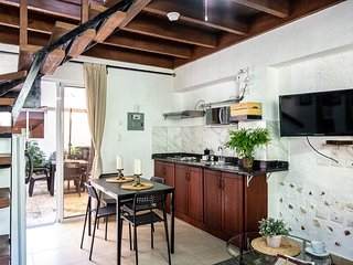 Spacious and charming loft at the Colonial Zone