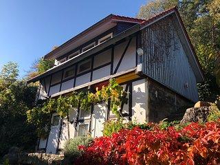 Harz im Glück - Fachwerkhaus für zwei in Wernigerode
