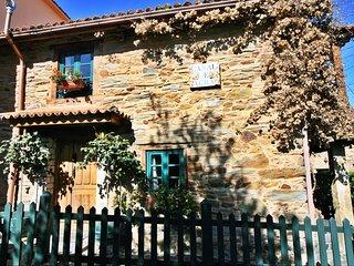 Ref. 10508 Coqueta casita de piedra con encanto en Bergondo