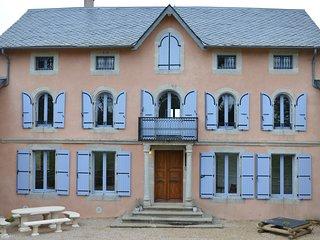 Gîte En Dardé 10 - Schitterend Château uit 1800 op 90 hectare bos en grasland