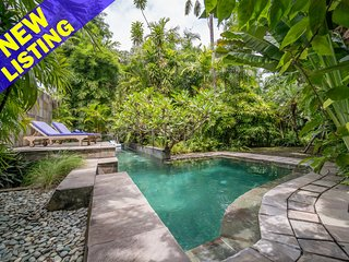 2 Bedroom Jungle Villa in the Heart of Legian