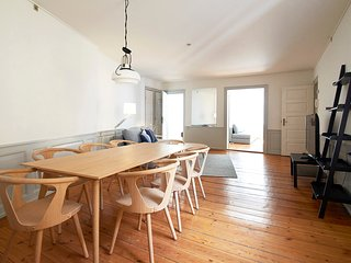 Sought-after apartment in the heart of Copenhagen