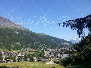 Chalet Mont Blanc, Les Contamines, France