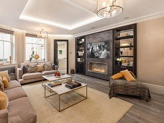 Total 5-star luxury 2BR Apartment in Knightsbridge - Walk to Harrods!