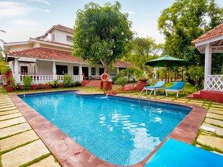Vagator 4 bed Private Pool Villa - Portuguese