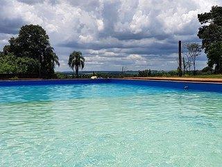 Descanso e lazer em meio a natureza em Foz do Iguaçu!