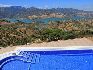 El Gastor Villa Sleeps 6 with Pool Air Con and WiFi - 5604491