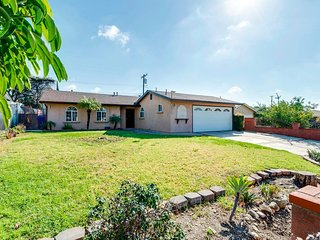 House in North Pomona near Claremont Downtown 4 beds 2 baths