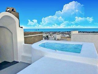 Villa Jacuzzi, Sea View, The Luna Suite
