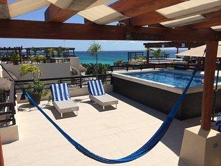 Aldea Thai - Oceanfront PH w/ Rooftop & Private Pool