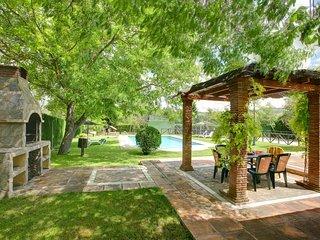 Frontones Villa Sleeps 6 with Pool and WiFi - 5604468